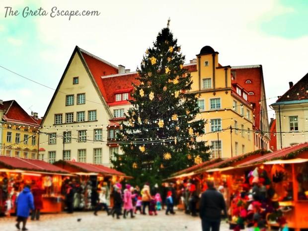 mercatini a Tallinn