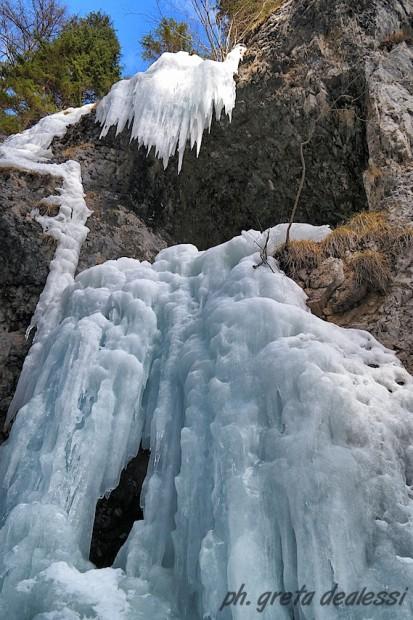 cascate dolomiti