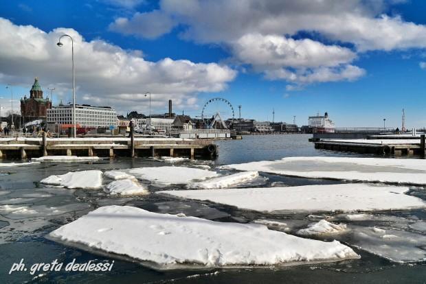 Helsinki bay