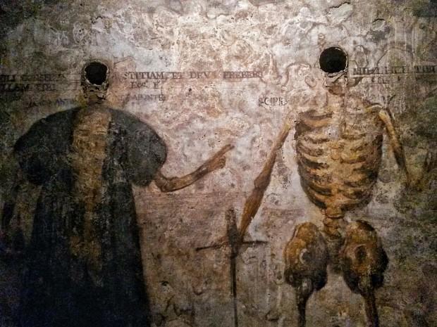 Catacombe san gaudenzio