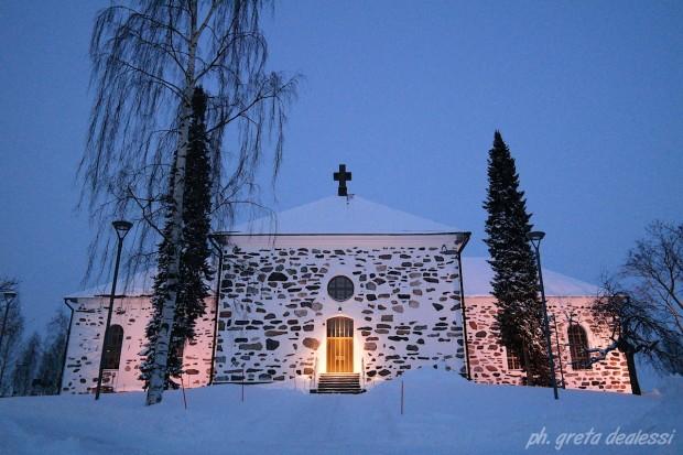 kuopio church
