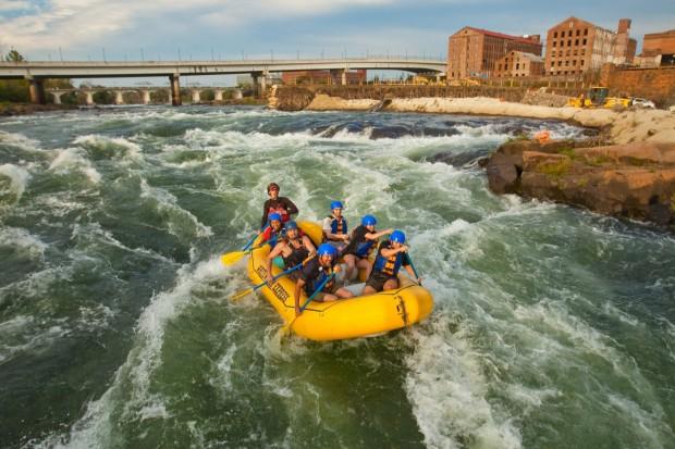 columbus rafting