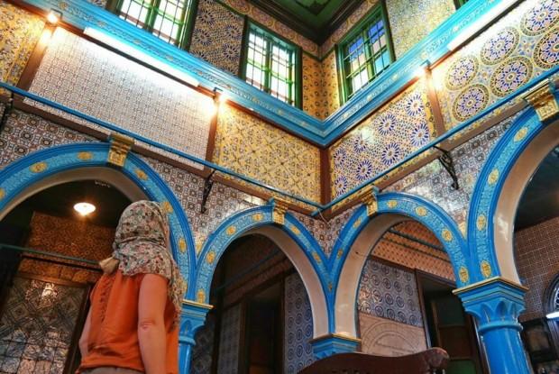 synagogue Ghriba