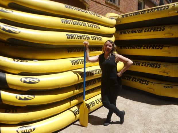 rafting columbus