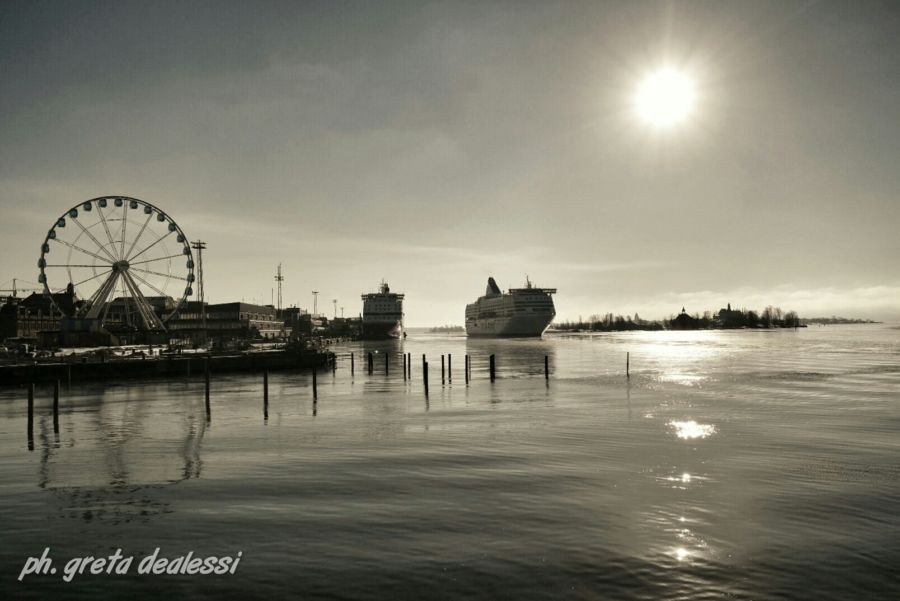 Finnair Sky Wheel