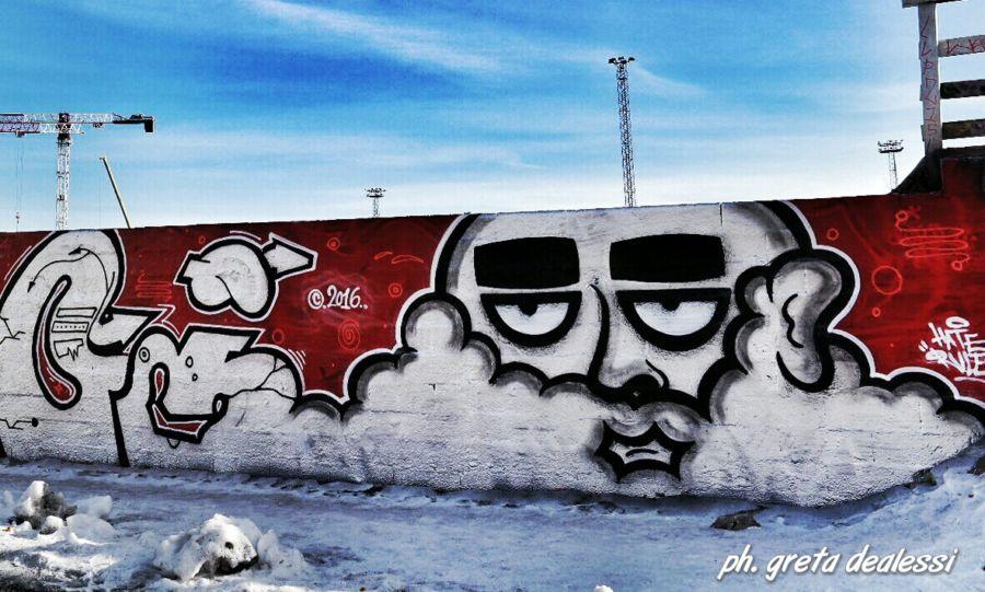 graffiti Helsinki