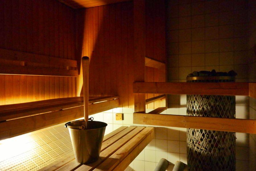 Sauna pubblica