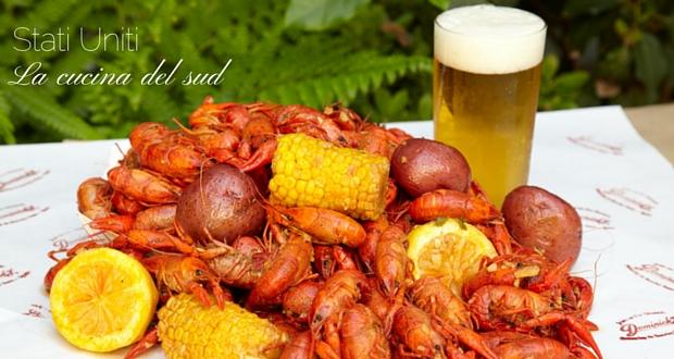 La cucina del sud: dalla Georgia alla Louisiana