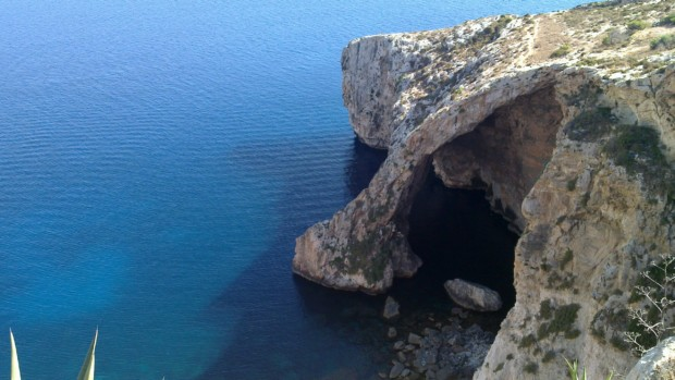 blue-grotto-dallalto