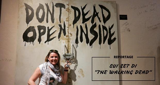 Reportage: foto e info sui set di The Walking Dead