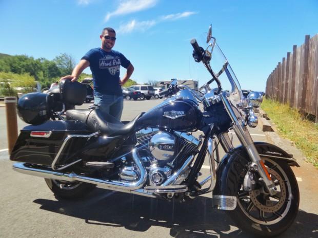 Harley Davidson 103