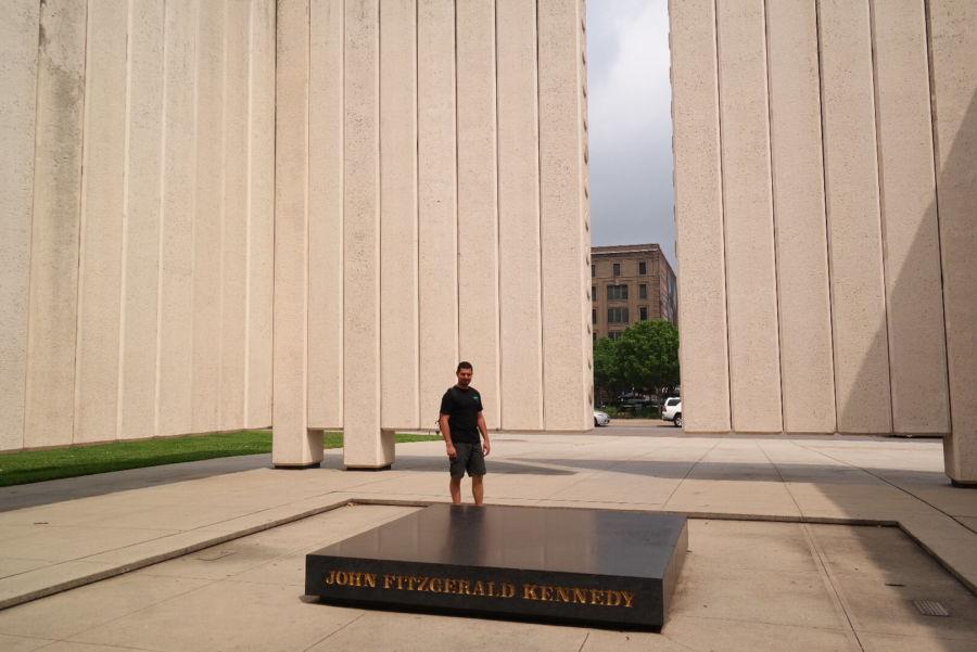 Monumento alla memoria del presidente Kennedy