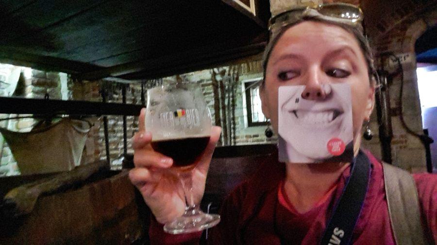 beer museum bruxelles