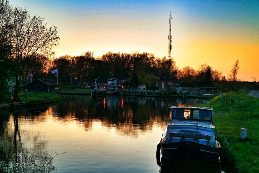 canali in Olanda