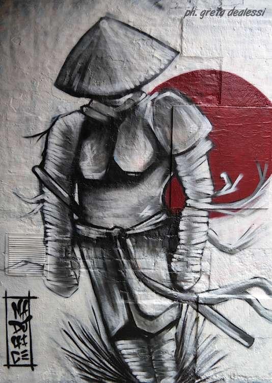 via dei graffiti gent