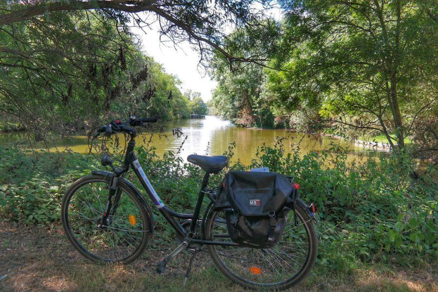 percorsi in bici Angers