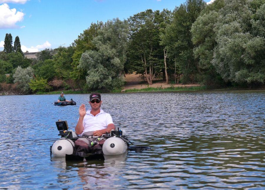 canotto da pesca
