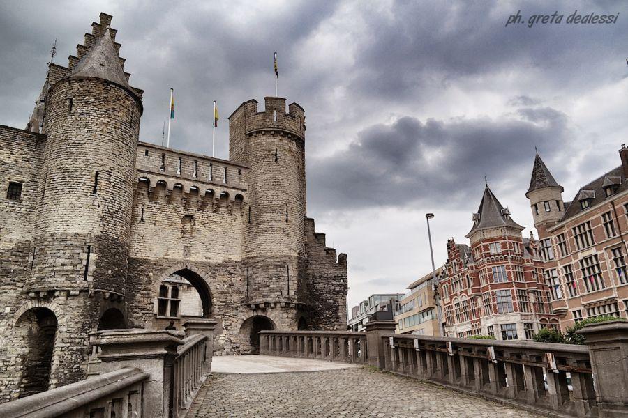 castello di Anversa
