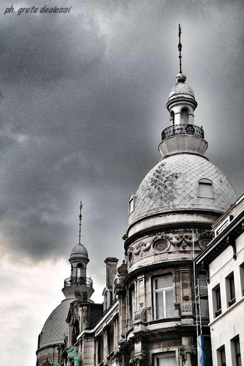 vicoli di Anversa