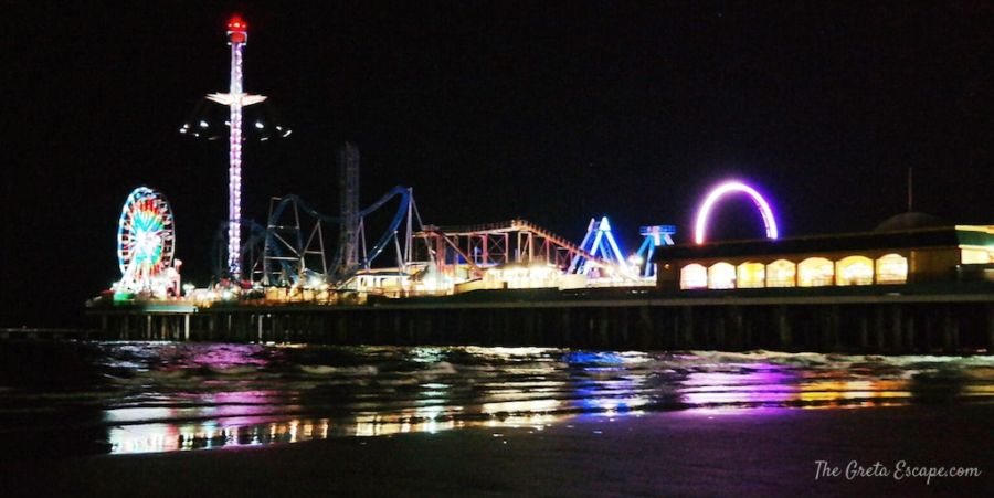 Pleasure Pier Galveston
