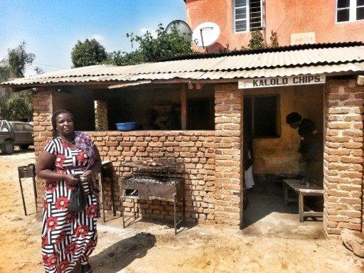 Il mio appuntamento preferito a Iringa: Consolata è diventata un'amica