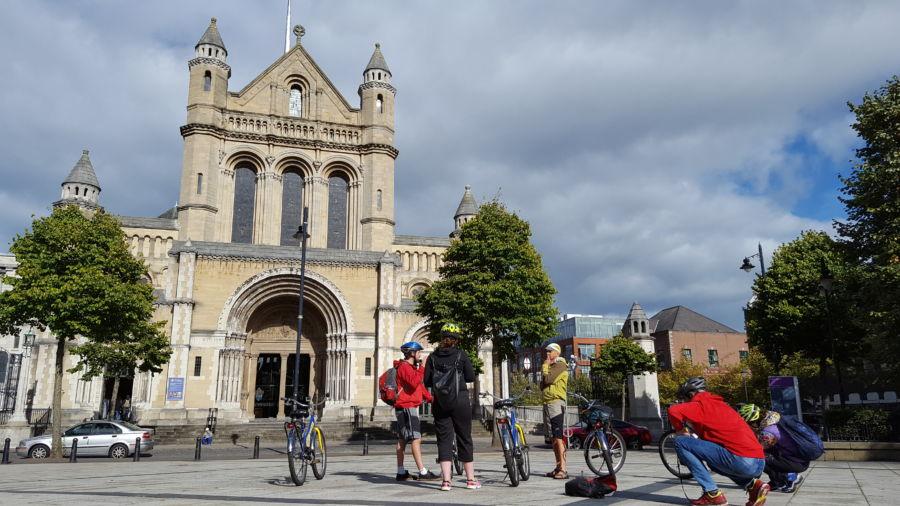 bike tour Belfast