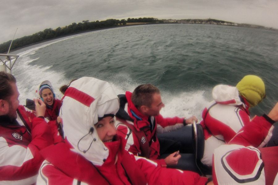 speed boat Ireland