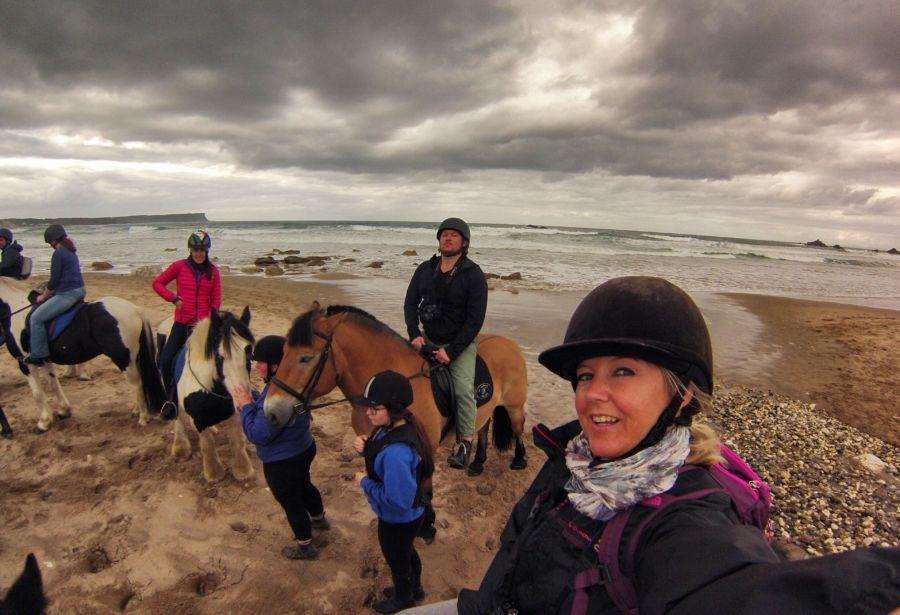 horseriding ireland