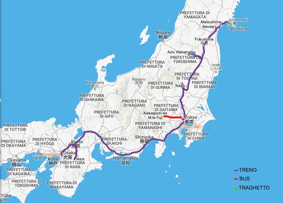 itinerario-giappone-20-giorni-7-jr-pass