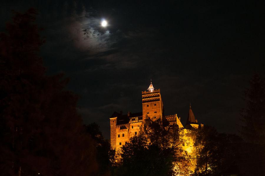Castello di bran - foto di A H T da flickr