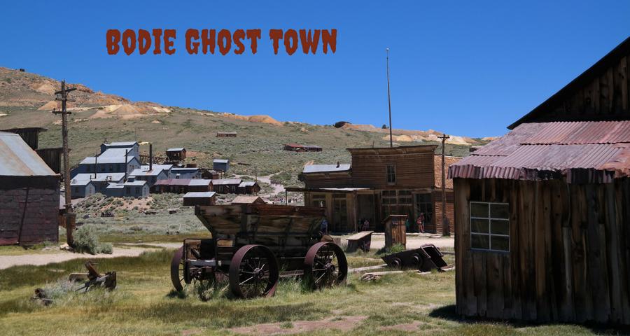 Bodie: la città fantasma dei cercatori d'oro in California