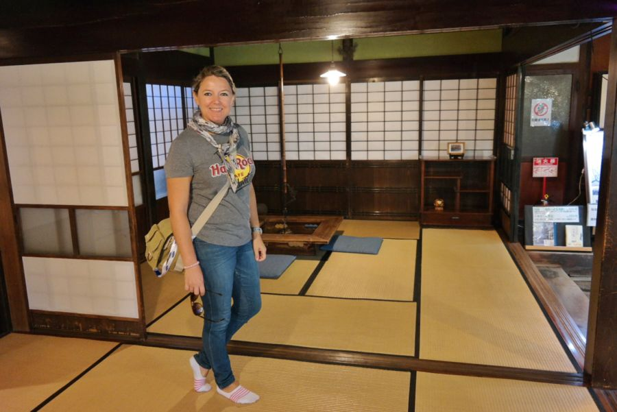 capitale dei samurai