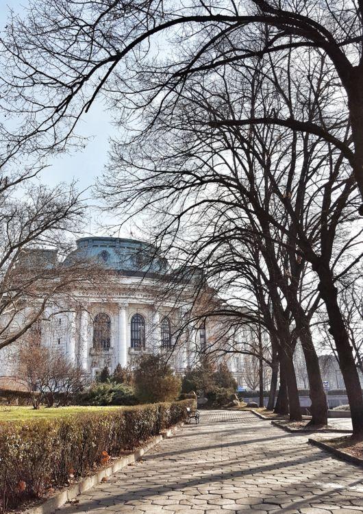università di Sofia