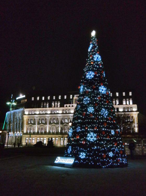 Christmas market Sofia
