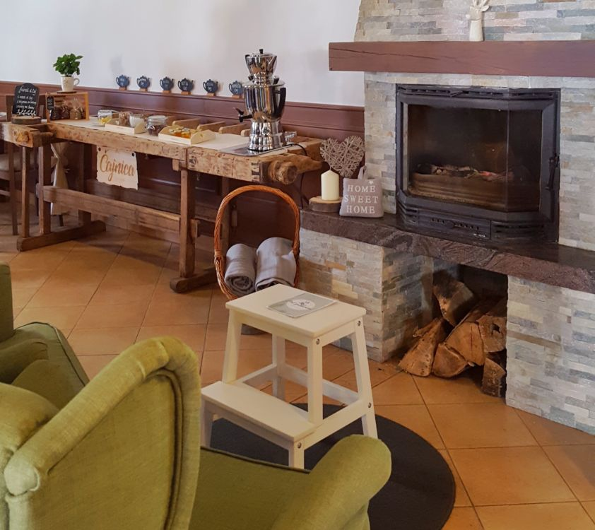 Tea room Cajnica