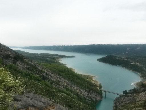 Lago di Sainte-Croix