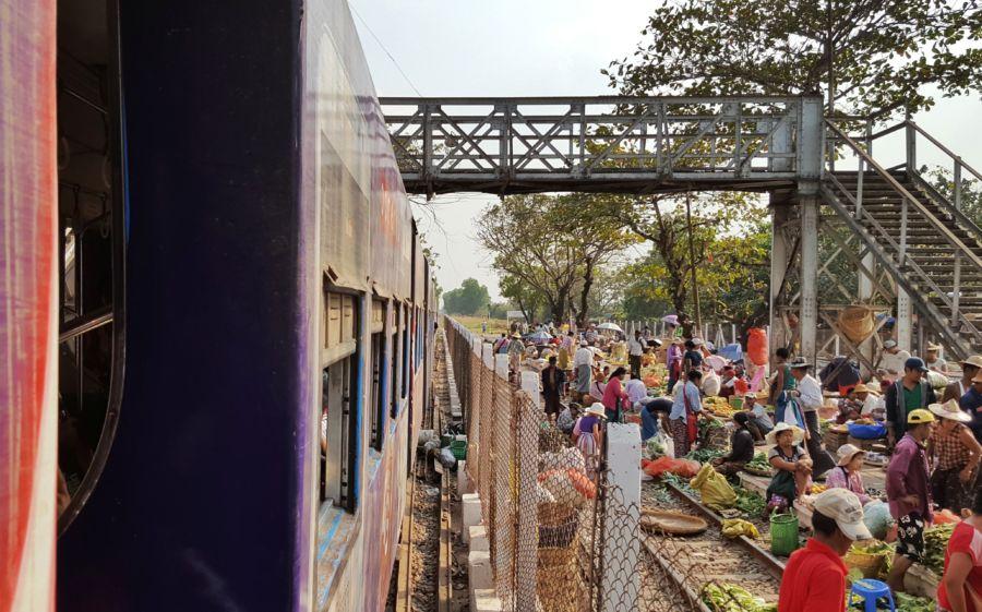 Circular Line Yangon