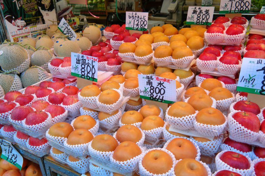 frutta giapponese