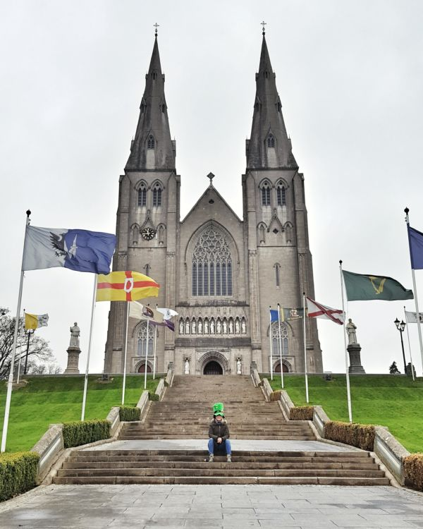 St. Patrick ad Armagh
