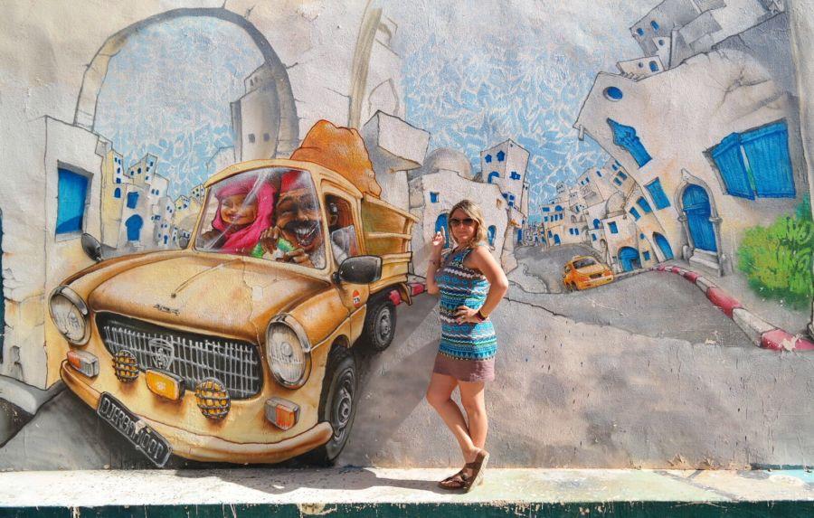 street art Tunisia