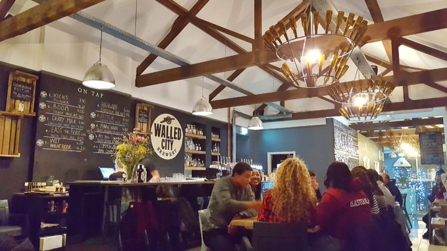 brewery Derry