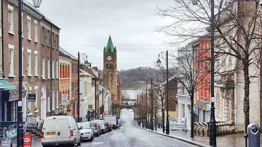 Derry Londonderry