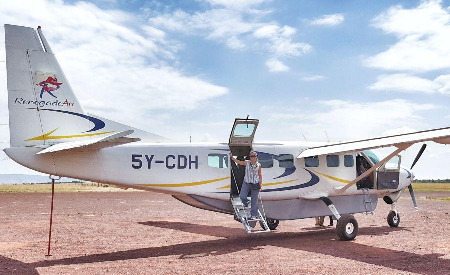 aerei Kenya