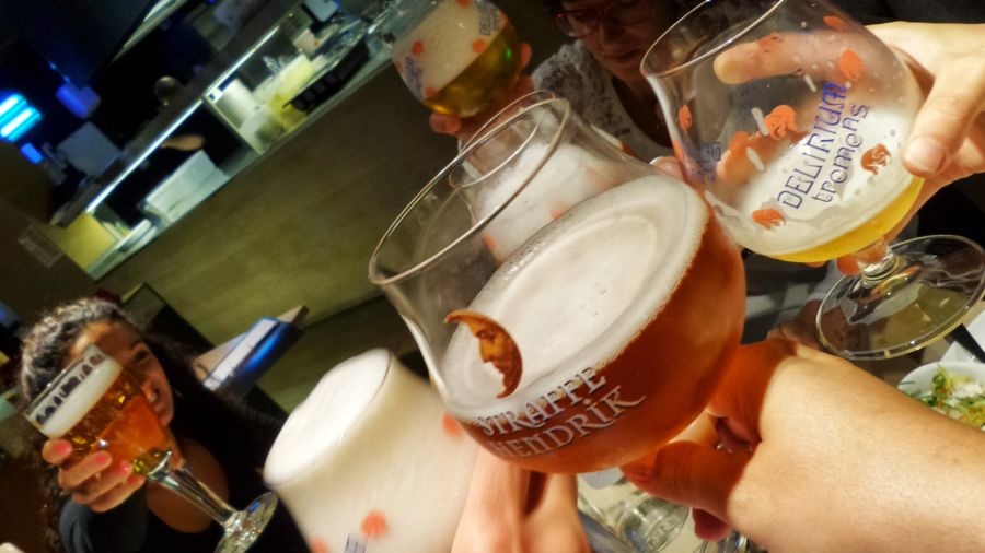 Vieni in viaggio con me: beer tour di 4 giorni nelle Fiandre!