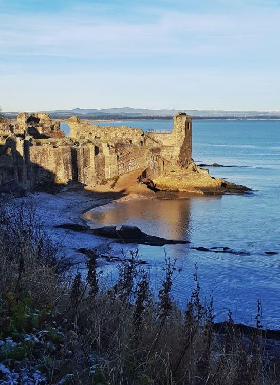castello di St. Andrews