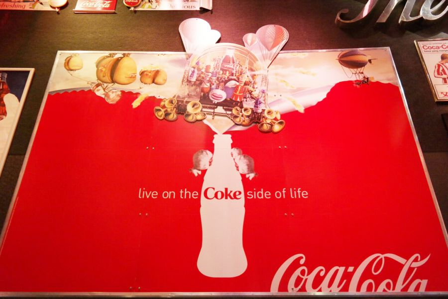 World of Cocacola