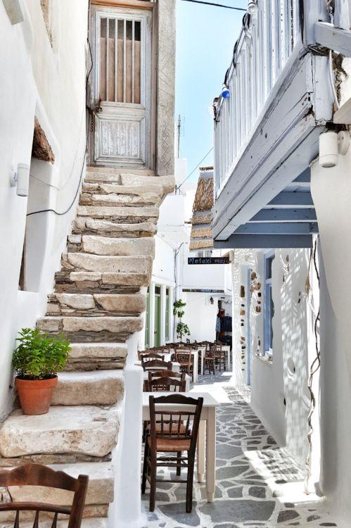 vicoli di Naxos
