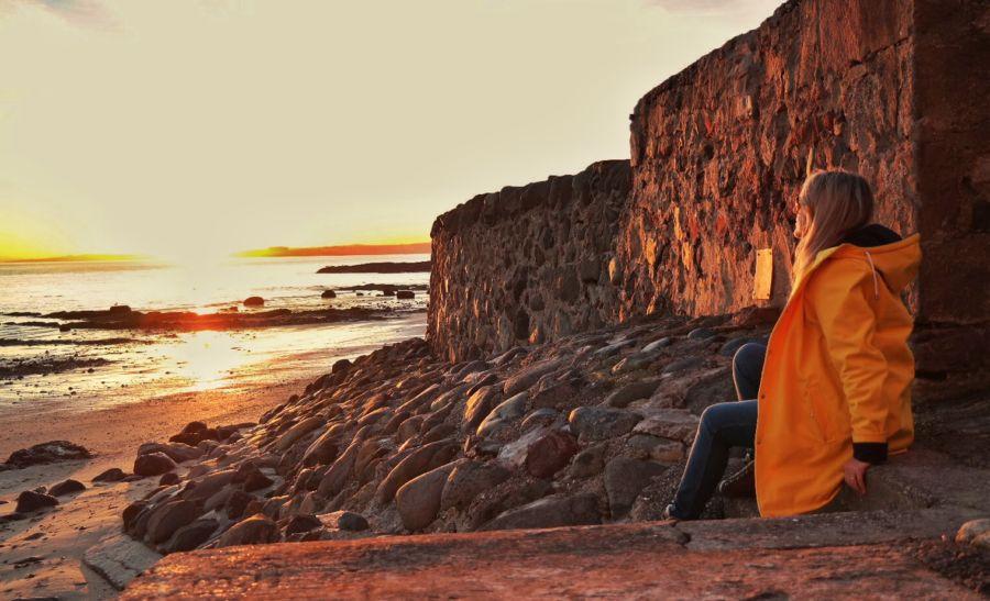 I paesaggi di mare più belli della Scozia, sulla penisola di Fife