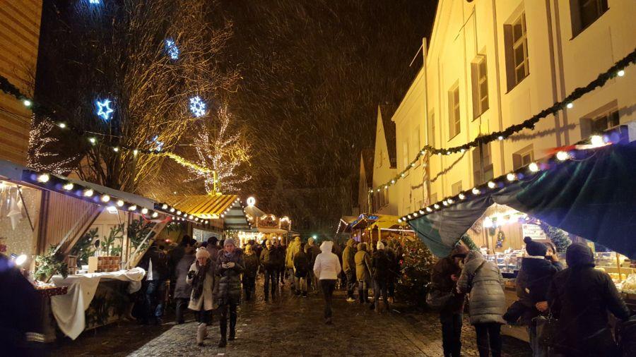 mercatini di Friedberg