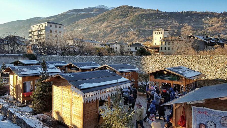 Mercatini di Natale Aosta